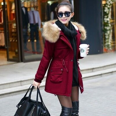 Winter Women Jacket Wadded Jackets Female Outerwear Winter Hooded Coat Cotton