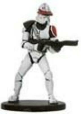 Star Wars Miniatures Champions of the Force 37/60 Saleucami Trooper
