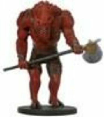 Star Wars Miniatures Champions of the Force 14/60 Massassi Sith Mutant