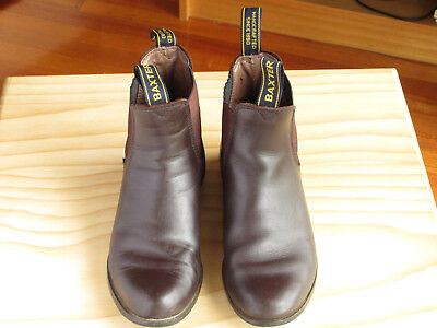Ladies Baxter Horse Riding Boots