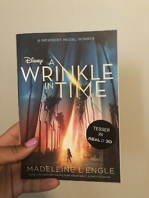 Disney A Wrinkle In Time Book