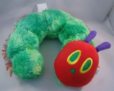 Infant Baby Neck Head Support Pillow Eric Carle Very Hungry Caterpillar Child