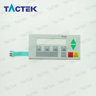 6ES7272-0AA00-0YA0 Membrane Keypad Switch Keyboard for 6ES7 272-0AA00-0YA0 TD200