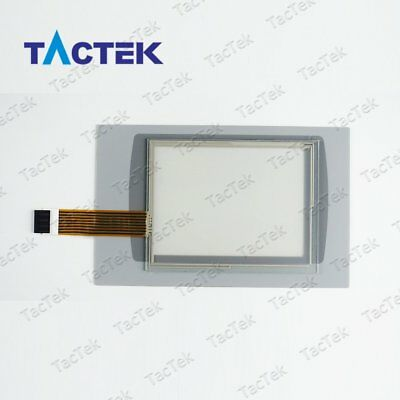 Touch Screen Panel Glass for Allen Bradley 2711P-T7C4A7 2711P-T7C6B1 + Overlay