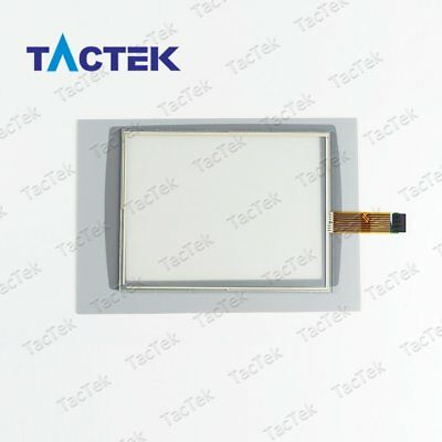 Touch Screen Panel for Allen Bradley 2711P-T10C15D1  2711P-T10C15D2 with Overlay