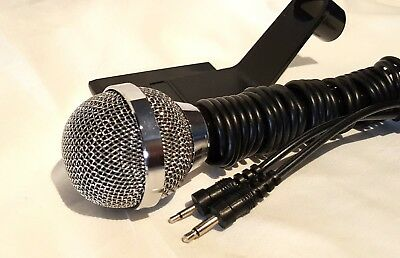 Vintage Tandy / Radio Shack - Realistic 33-2001A Dynamic Microphone BRAND NEW!