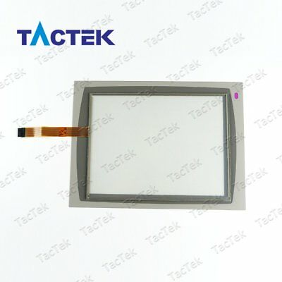 Touch Screen Panel for Allen Bradley 2711P-T15C4D2  2711P-T15C4D1 with Overlay