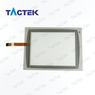 Touch Screen Panel for Allen Bradley 2711P-T15C4D8  2711P-T15C4D9 with Overlay