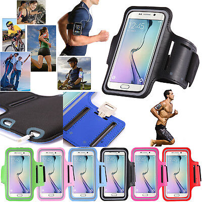 NEW Waterproof Sport Gym Adjustable Armband Phone Cover For iPhone XS Max ZTE LG