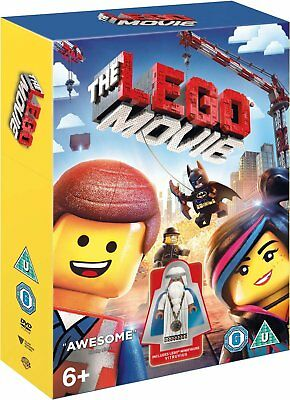 The Lego Movie - Minifigure Edition [2014] (DVD)