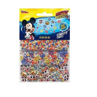 Party Supplies Birthday Decorations Disney Mickey Mouse On The Go Confetti