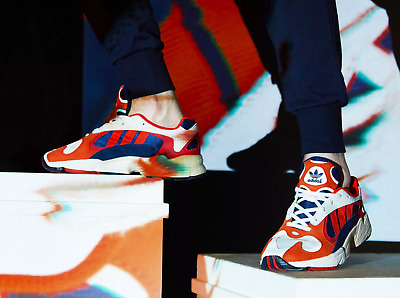 adidas yung 1 homme orange