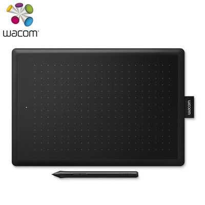 Wacom Bamboo CTL472 One Drawing Pen Small Graphics Tablet and Pen for PC Mac