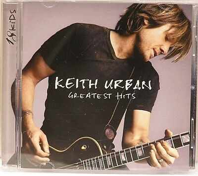 Keith Urban  18 Kids  Greatest Hits  LIKE NEW  18 Trk  CD 2007 Capitol  Country