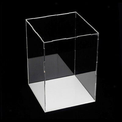 MagiDeal Display Case Box Show Case for Diecast Car Models Figure Doll Toys