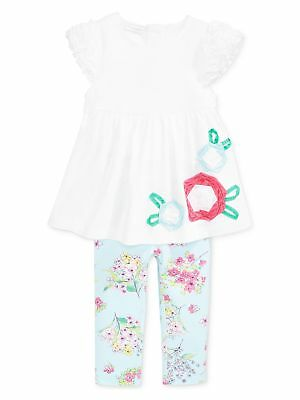 First Impressions Tank /& Leggings Baby Girls/' 2-Piece Set 72251TY410
