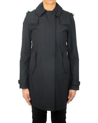 WOOLRICH Cappotto W'S Charlotte Coat Dh WWCPS2556 ST02 100 nero