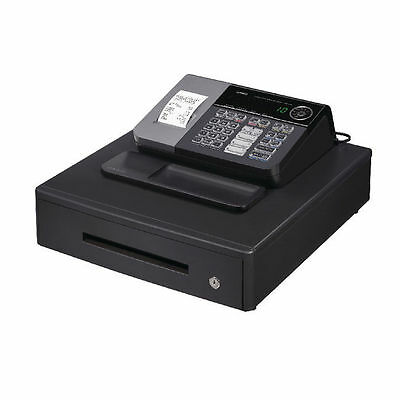 New Casio SE-S10 Cash Register Till. 8 coin 4 note Drawer & 10 Free Rolls