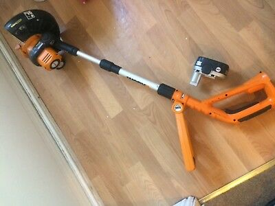Worx Grass Strimmer Wg150E- IN GOOD WORKING CONDITION,COMES WITH 1 GOOD BATTERY