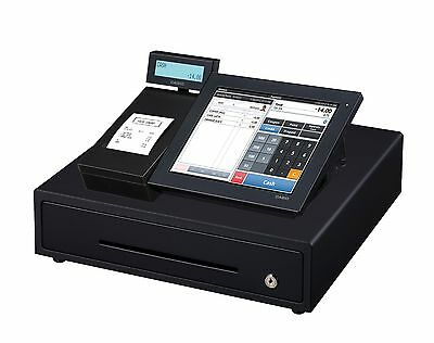Touchscreen Casio EPOS Cash Register Till System Pharmacy - NO ONGOING CHARGES