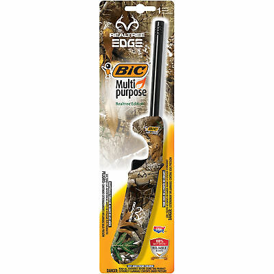 BIC Multi-purpose Realtree Edition Lighter, 1-Pack