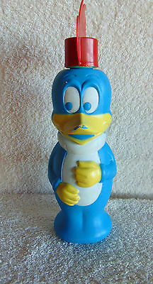 Vintage Woody WoodPecker Palmolive Soaky Bubble Bath Toy, Empty