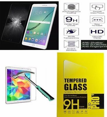 Genuine Tempered Glass Film Screen Protector For Samsung Galaxy Tab A 10.1 T580