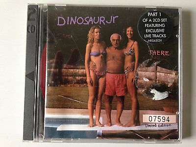 Dinosaur Jr Out There CD Single