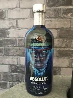 ABSOLUT VODKA TREVOR STUURMAN (SOUTH AFRICA)  ONE SOURCE Limited Edition
