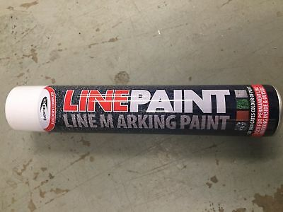 Line Marking Paint 750Ml White