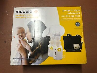 Medela Pump in Style Advanced Breast Pump with On the Go Tote New!!!