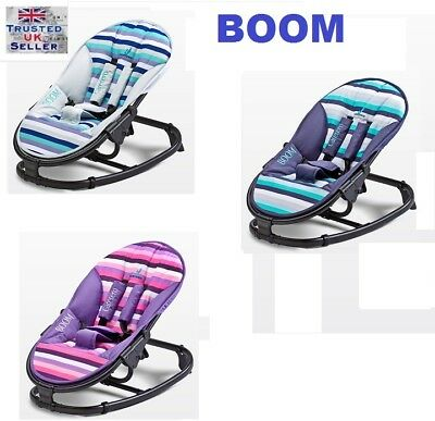 Caretero BOOM Bouncer rocker swing cheerful compact Next Day Delivery
