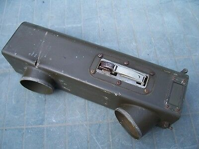 BC611 empty cabinet WWII walky talky SCR536 receiver transmitter (2)