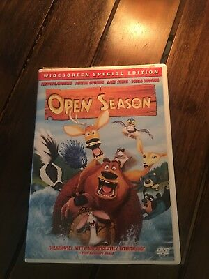 Open Season (DVD, 2007, Canadian Special Edition French)