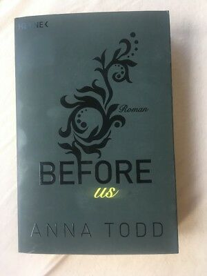 before us anna todd