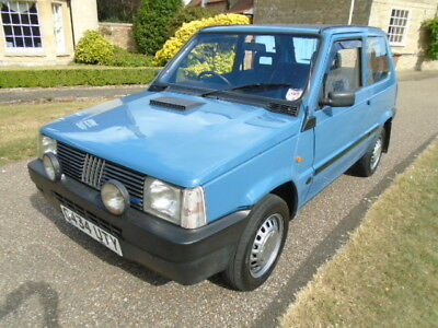 1990 Fiat Panda 1000 Cl ( 12000 Miles From New )