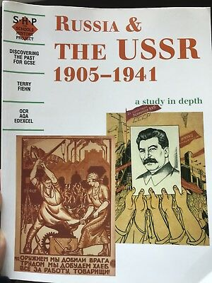 Russia And The USSR Study In Depth 1905-1941