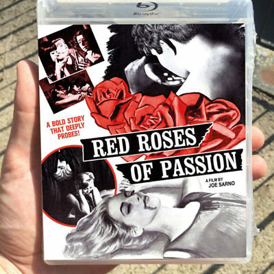RED ROSES OF PASSION (new Blu-ray/DVD direct from Vinegar Syndrome)