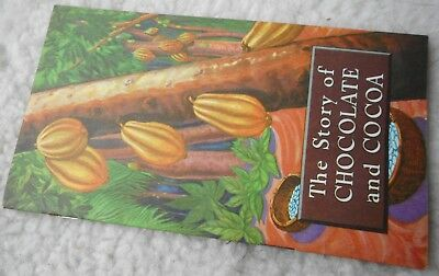 VINTAGE PAMPHLET Milton HERSHEY PA CHOCOLATE Town 1959 Story of Cocoa
