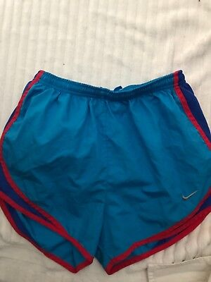 Nike Dri Fit Shorts Womens Running Athletic Gym Lot Of 2  Pair Small