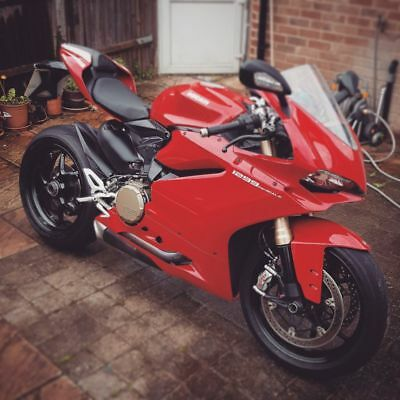 Ducati 1299 PANIGALE, LOW MILES, CLEAN AND ORIGINAL, 66 Plate