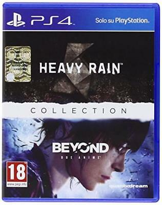 Heavy Rain & Beyond: Two Souls - Collection - PlayStation 4  Sony  PlayStation 4