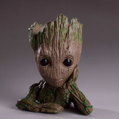 Baby Groot Planter - Small |3D Printed|Fan Art|Marvel|Guardians of the Galaxy
