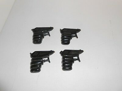Vintage Lot Of Wee Gee Water Pistols Black Made By Park Plastics Usa