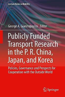 Publicly Funded Transport Research in the P. R. China, Japan, and Korea Geo ...