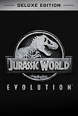 Jurassic World Evolution Deluxe Edition PC Steam No Key Code Global Multi