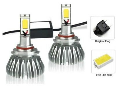 2x 60W LED Voiture Cree Phare Kit Ampoule Lampes 6000K 6000LM H1 Extension
