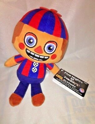 FIVE NIGHTS AT FREDDY'S FNAF BALLOON BOY PLUSH FUNKO EXCLUSIVE Hot Topic AUTHENT