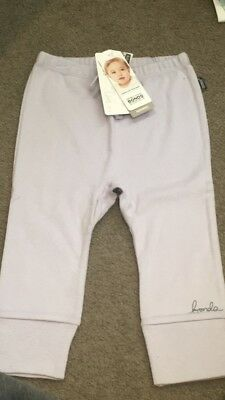 Bonds Newbies Legging Pants Size 1 Unisex BNWT