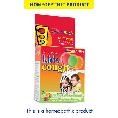 Kids Cough Multipack - Homeopathic Lozenges